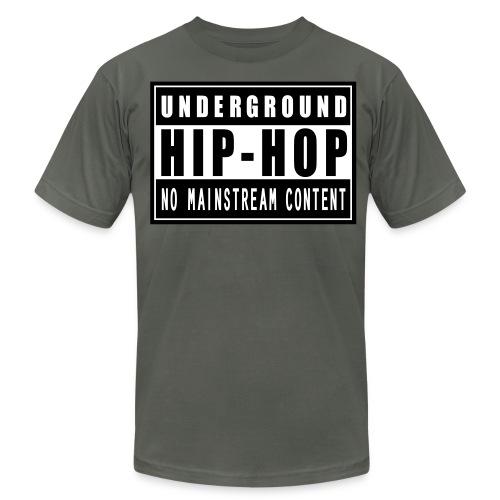 Underground Hip-Hop Men's T-Shirt - Men's Fine Jersey T-Shirt