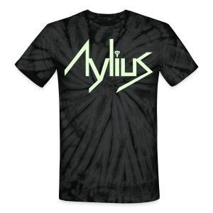 Unisex Tie Dye GLOW IN THE DARK Tee - Unisex Tie Dye T-Shirt