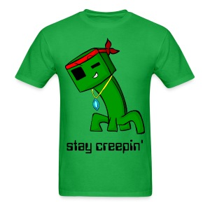Stay Creepin - Men's T-Shirt