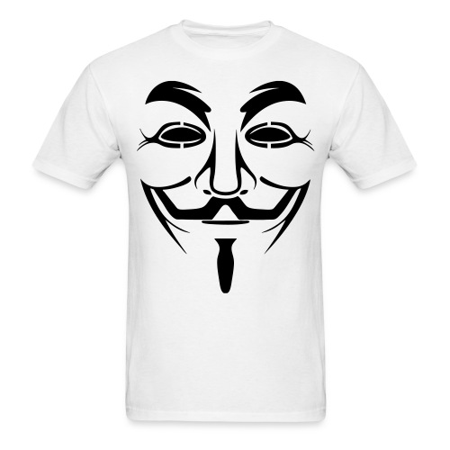 T-ANON - Men's T-Shirt