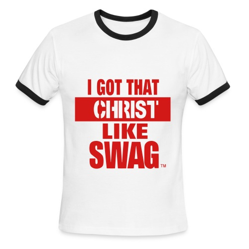 swag - Men's Ringer T-Shirt