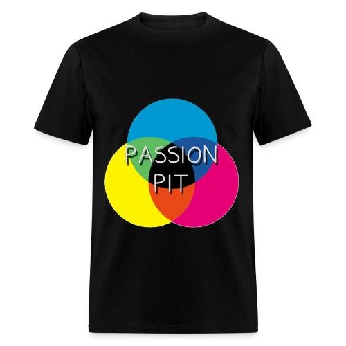 Passion Pit T-Shirt - Men's T-Shirt