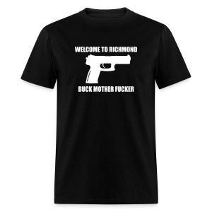 Welcome to Richmond... - Men's T-Shirt