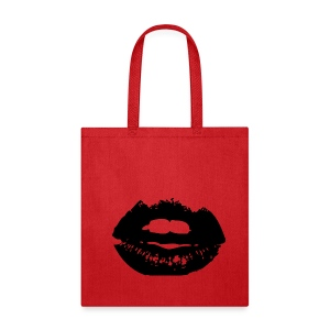 Lips Totebag - Tote Bag