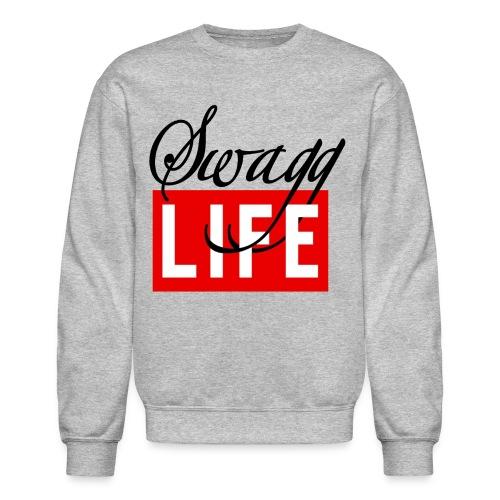 SWAGG LIFE  - Crewneck Sweatshirt