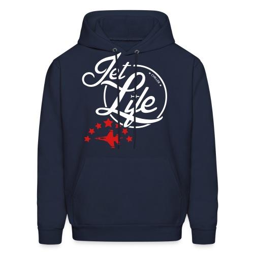 JET LIFE - Men's Hoodie