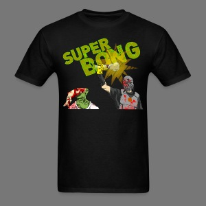 """SuperBong"" by your request* - Men's T-Shirt"