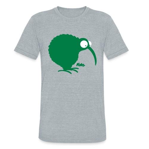 Kiwi T-shirt - Unisex Tri-Blend T-Shirt