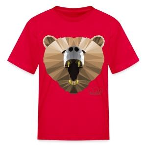 Kid's Hungry Bear Tee - Kids' T-Shirt