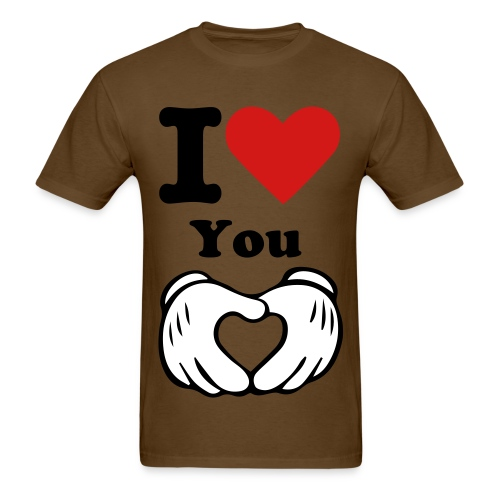 Om4rGamer - Love You - Men's T-Shirt