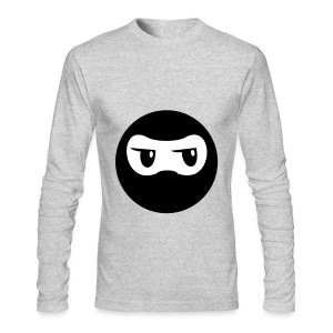 Om4rGamer - Ninja - Men's Long Sleeve T-Shirt by Next Level