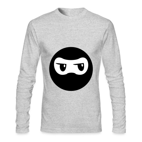 Om4rGamer - Ninja - Men's Long Sleeve T-Shirt by Next Level