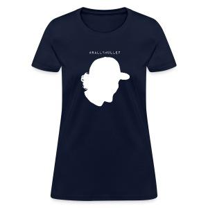 Rally Mullet - Women's Regular T White - Women's T-Shirt