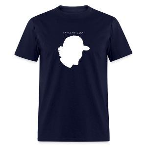 Rally Mullet - Men's Regular T White - Men's T-Shirt