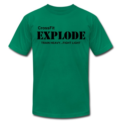 Team Explode T - Men's  Jersey T-Shirt