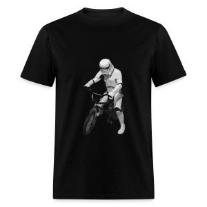 StormTrooper en Bici Caballero - Men's T-Shirt