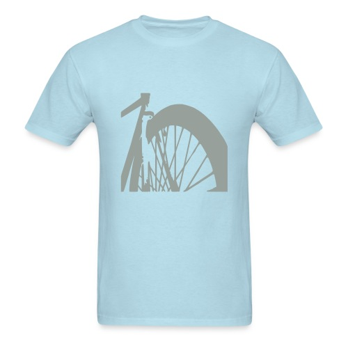 Rueda Caballero - Men's T-Shirt