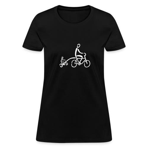 Mama e Hijo Dama WT - Women's T-Shirt