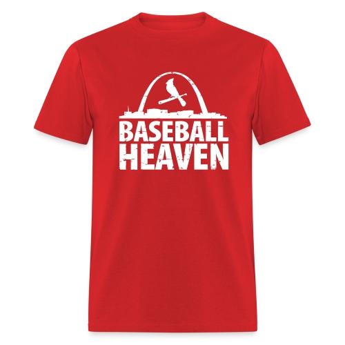 St. Louis is Baseball Heaven - Mens - Men's T-Shirt