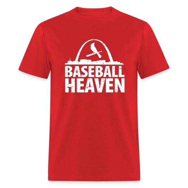 St. Louis is Baseball Heaven - Mens