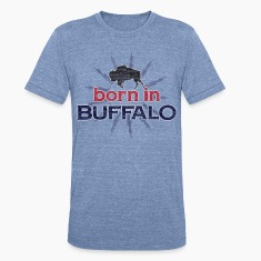 Born In Buffalo T-Shirts