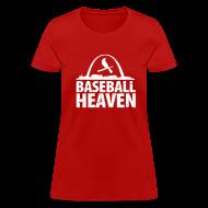 Women's T-Shirts ~ Women's T-Shirt ~ St. Louis is Baseball Heaven