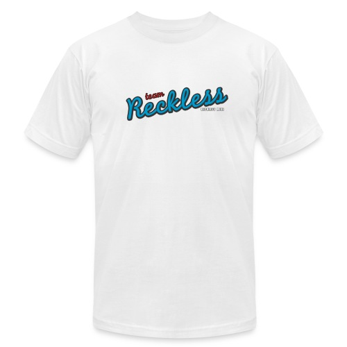 Men's Team Reckless shirt - Men's T-Shirt by American Apparel
