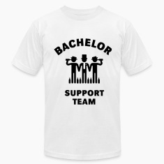 Bachelor Support Team (Stag Party) T-Shirts