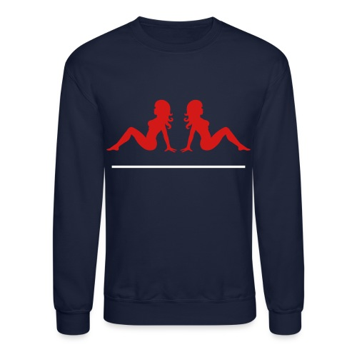 reckless crewneck - Crewneck Sweatshirt