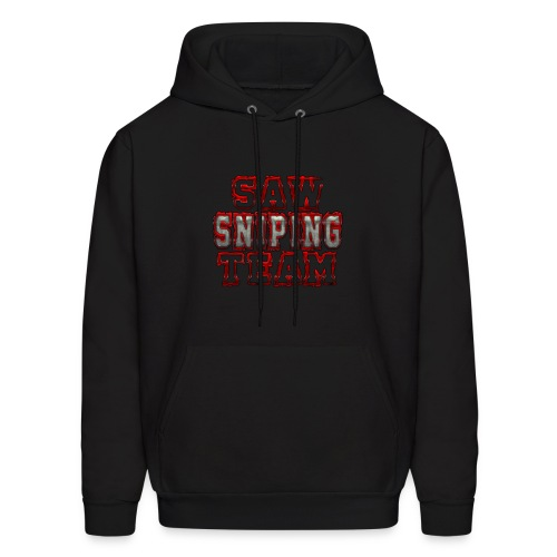 Saw Scary red - Men's Hoodie