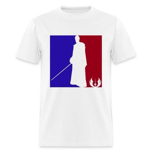 Star Wars Major League Jedi - Men's T-Shirt