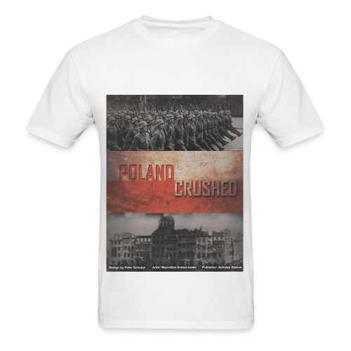 poland std - Men's T-Shirt