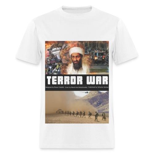 terror std - Men's T-Shirt