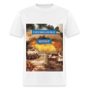 czech std - Men's T-Shirt