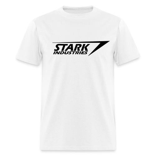 Stark Industries 2 White Mens - Men's T-Shirt