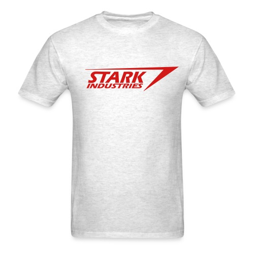 Stark Industries 2 Gray Mens - Men's T-Shirt