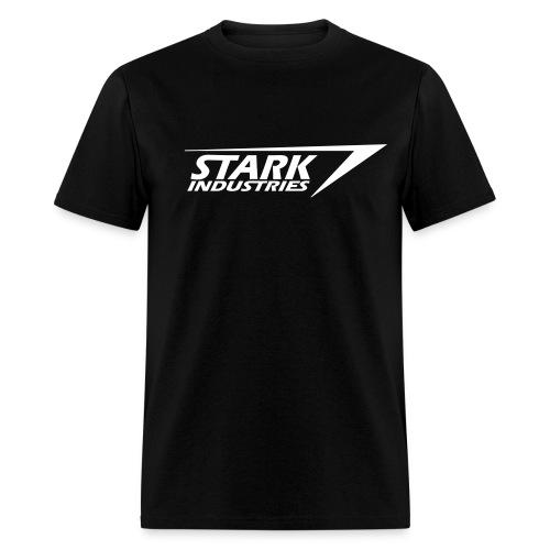 Stark Industries 2 Black Mens - Men's T-Shirt