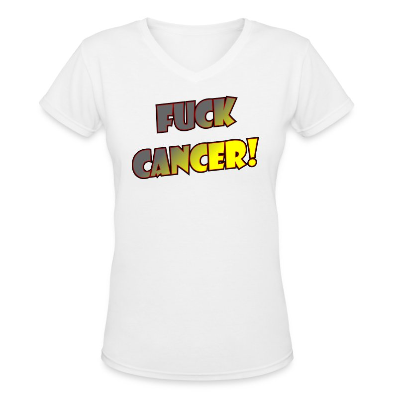 fuck cancer t shirts