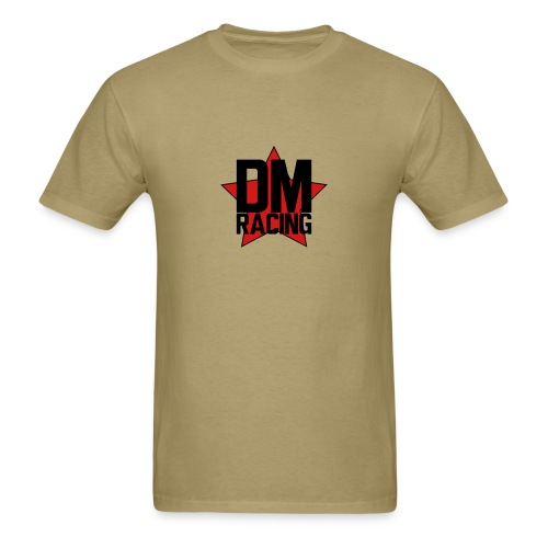 DM Racing Logo - Men's T-Shirt