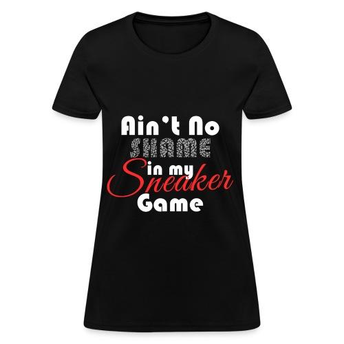 SNEAKER TEE - Women's T-Shirt