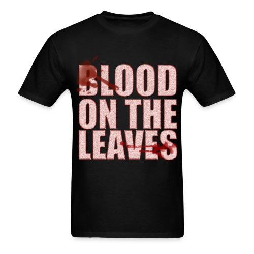 Blood on the Leaves Yeezus - Men's T-Shirt