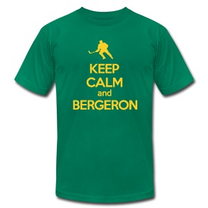 Keep Calm Patrice - Men's T-Shirt by American Apparel