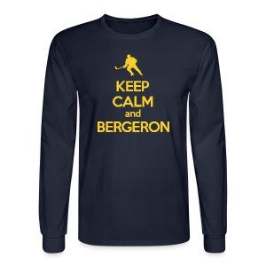 Keep Calm Patrice - Men's Long Sleeve T-Shirt