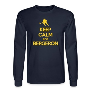 Keep Calm Patrice - Men's Long Sleeve T-Shirt