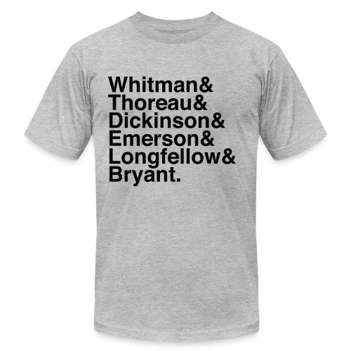 American Poets Men's - Men's Jersey T-Shirt