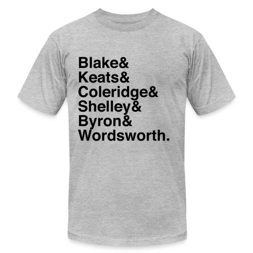 Romantic Poets Men's - Men's Jersey T-Shirt