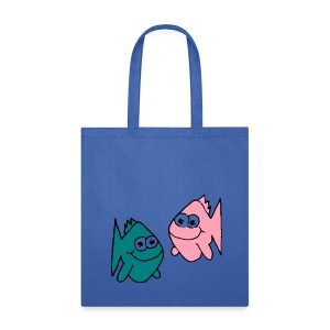 Fish Friends - Tote Bag