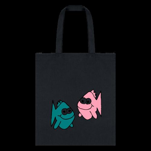 Fish Friends - Tote Bag