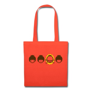 Mini Heads, One is Dead! - Tote Bag
