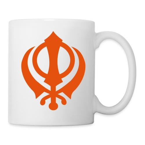 Khanda Mug - Coffee/Tea Mug